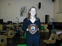 inter Lisa - Most Improved Player 2001