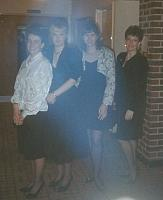 Cathy, Sarah, Lou and Sue