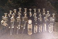 Hitchin Town Band 1922 (T Cannon) Winners of the London & Home Counties 1st Section, 15th July 1922