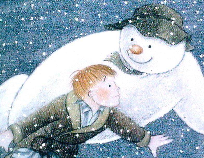 Hicthin Band Snowman